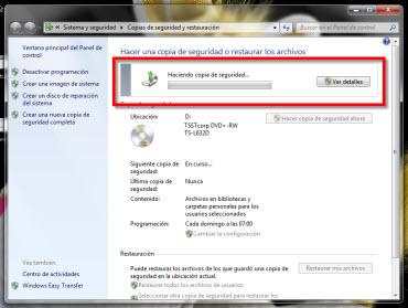 respaldar archivos windows Como Respaldar tus archivos en Windows