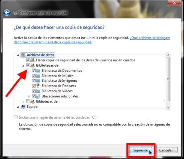 respaldar carpetas Como Respaldar tus archivos en Windows
