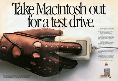 1984 Apple comerciales 10 Viejos comerciales de TV de Apple