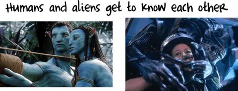 Avatar y alien son la misma pelicula 5 Porque Avatar y Alien son la misma pelicula