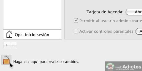 Mostrar usuario en la barra de menus Mac 2 Mostrar cambio rápido de usuario, o sea, tu nombre en la barra de menús