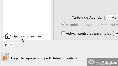 Mostrar usuario en la barra de menus Mac 4 Mostrar cambio rápido de usuario, o sea, tu nombre en la barra de menús