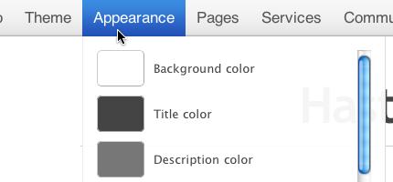 Personalizar apariencia tema tumblr 2 Personalizar la apariencia de tu blog Tumblr