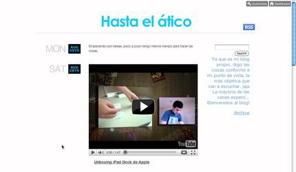 Personalizar apariencia tema tumblr 7 Personalizar la apariencia de tu blog Tumblr