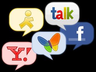 abrir msn Abrir Messenger y más con InstantBird