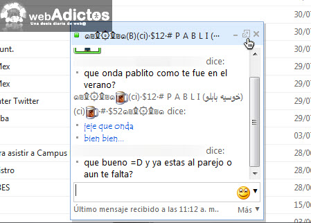 conversacion messenger hotmail Aprende a abrir messenger en Hotmail
