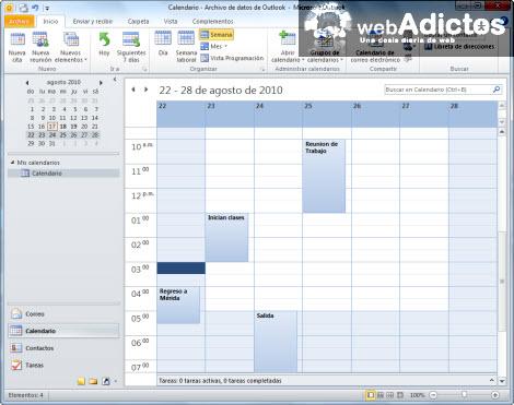 sincronizar outlook con google calendar Sincronizar Outlook con Google Calendar