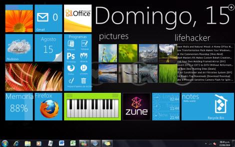 tema windows phone 7 pc Hacer que tu PC se vea como un Windows Phone 7