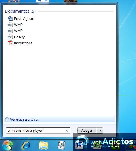 windows media player desinstalado Desinstalar Windows Media Player 12