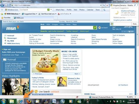 23 09 2010 09 53 48 a.m. Como reinstalar Internet Explorer 8 en Windows 7