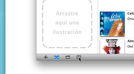 Agregar portada album iTunes manual rapido 3 Agrega ilustraciones de álbumes manualmente rápido en iTunes