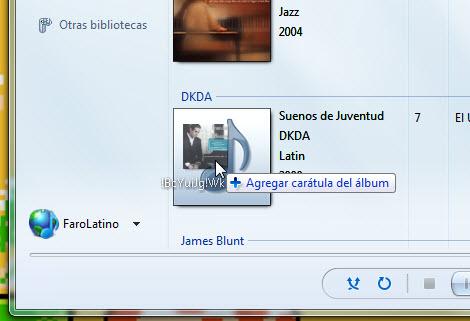 30 10 2010 09 41 21 a.m. Colocar ilustraciones de los álbumes en Windows Media Player