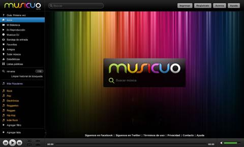 musica gratis Escuchar musica online en Musicuo