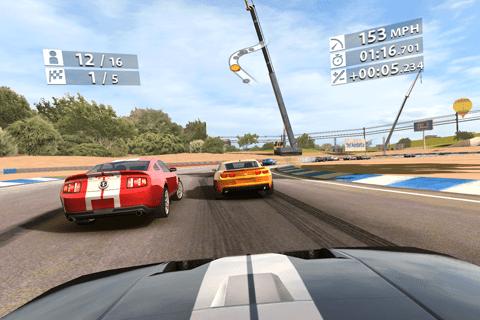 sonoma fordgt Real Racing 2 para iPhone, llegará el 16 de Diciembre