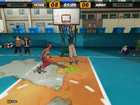 juego gratis baloncesto freestyle Freestyle, juego gratis de basketball