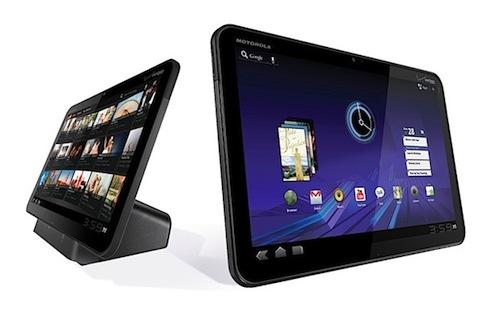 Motorola hace público el precio de Xoom