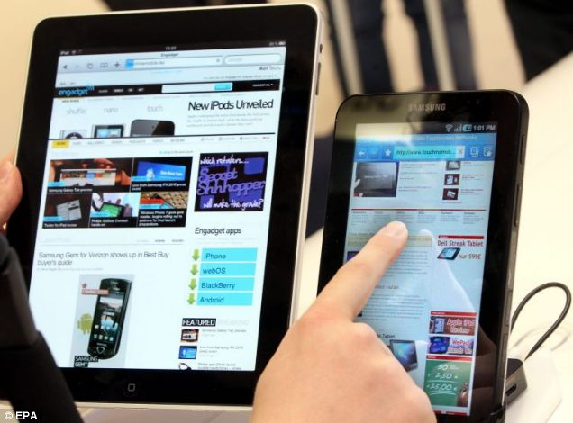 Comparativo entre las tablets y el por qué ya no es relevante