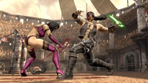 Video del avance de Mortal Kombat 9