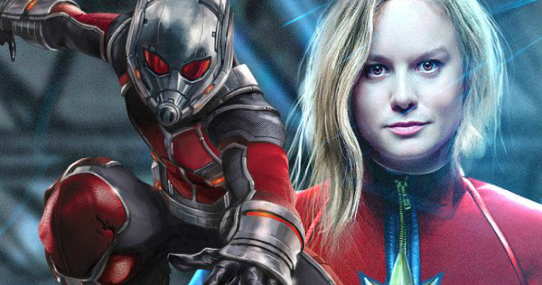 Why Captain Marvel May Be More Important To Ant Man And The Wasp     Why Captain Marvel May Be More Important To Ant Man And The Wasp Than You  Think