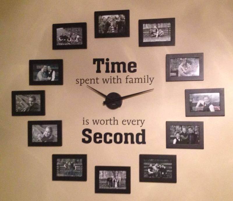 Large Of Easy To Read Wall Clock