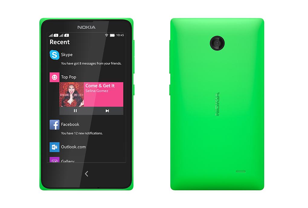 nokia x green 1020