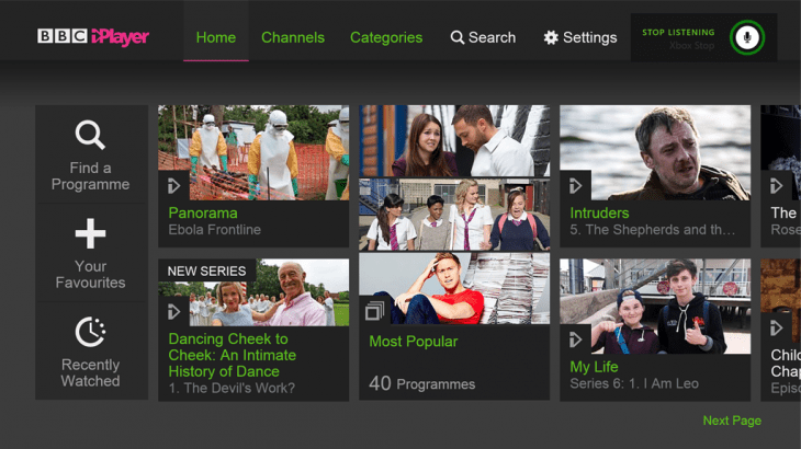 BBC iPlayer Hits XBox One  Adds 30 Day Downloads BBC iPlayer hits XBox One and extends TV show downloads to 30 days