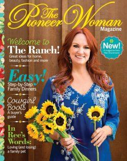 Superb People Issue Pioneer Woman Magazine Goes Back To Press Pioneer Woman Magazine Back Issues Pioneer Woman Magazine Recipes