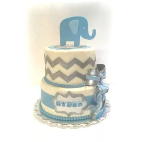Medium Crop Of Baby Boy Shower Cakes