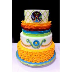 Small Crop Of Mexican Wedding Cakes