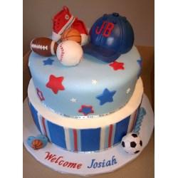 Indoor Boys Baby Shower Cake On Cake Central Boys Baby Shower Cake Baby Boy Shower Cakes Homemade Baby Boy Shower Cakes Diy baby shower Boy Baby Shower Cakes