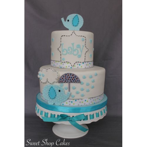 Medium Crop Of Baby Shower Cake Ideas
