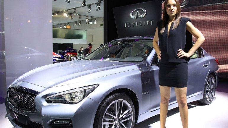 La línea Infiniti, que pertenece a la alta gama de Nissan, anunció el inicio de la comercialización de su modelo Q50 en Europa.