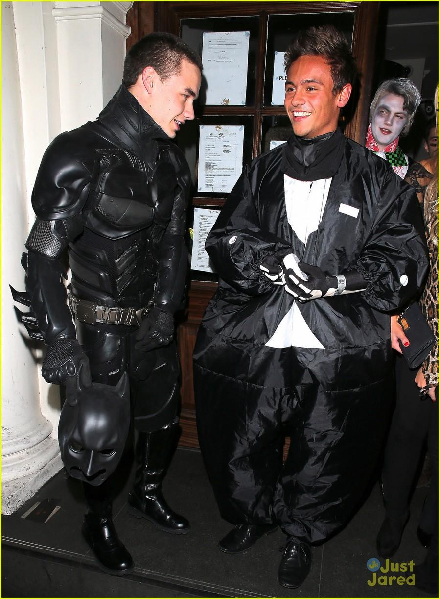 Fullsize Of Batman Halloween Costume