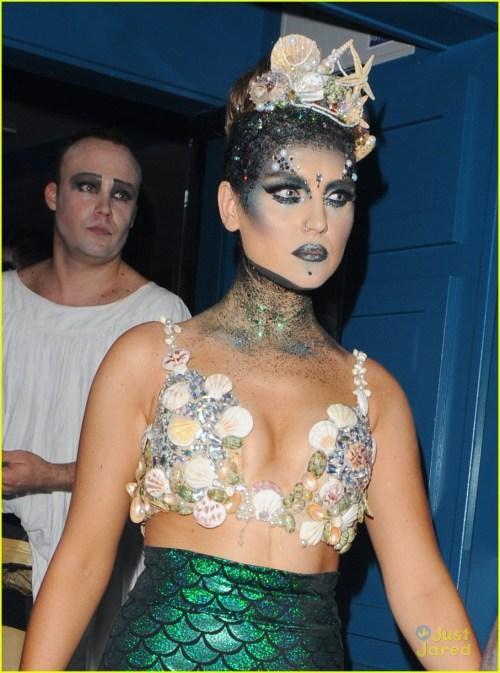 Medium Of Mermaid Halloween Costume