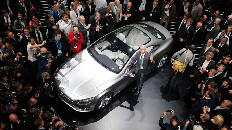 La 65º edición del Salón del Automóvil de Frankfurtmuestra un repertorio de 159 novedades automovilísticas