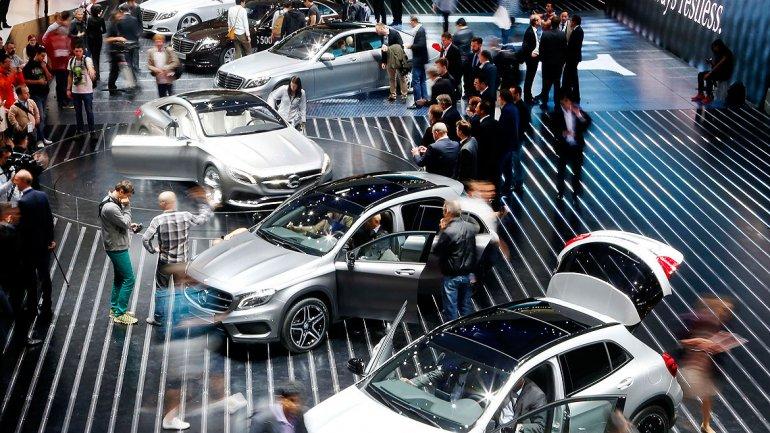 El número deproveedores chinospresente este año ha aumentadodiez vecesen comparación con el año2011.