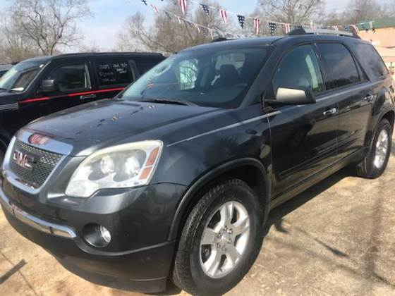 2011 Gmc Acadia SLE 4dr SUV In Piedmont SC   Carlyle Motors 2011 GMC Acadia SLE 4dr SUV   Piedmont SC
