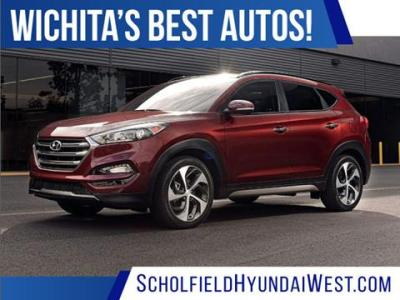 Hatchett Hyundai West   Wichita KS 2017 Hyundai Tucson for sale at Hatchett Hyundai West in Wichita KS
