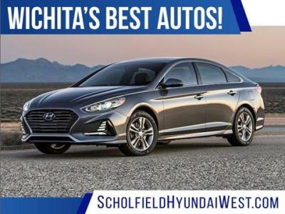 Hatchett Hyundai West   Wichita KS 2018 Hyundai Sonata for sale at Hatchett Hyundai West in Wichita KS