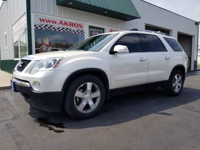 2011 Gmc Acadia AWD SLT 1 4dr SUV In Akron CO   Akron 2011 GMC Acadia AWD SLT 1 4dr SUV   Akron CO