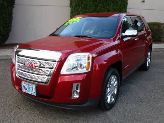 2013 Gmc Terrain AWD SLE 1 4dr SUV In Hubbard OR   Select Cars     2013 GMC Terrain AWD SLE 1 4dr SUV   Hubbard OR
