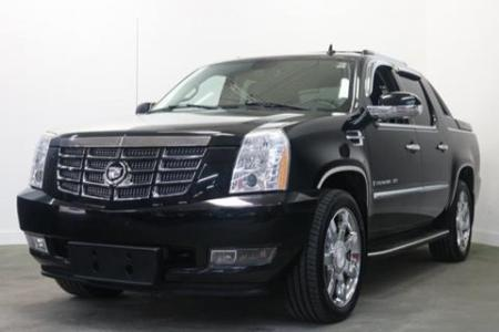 City of Cars 2007 Cadillac Escalade EXT AWD 4dr Crew Cab SB