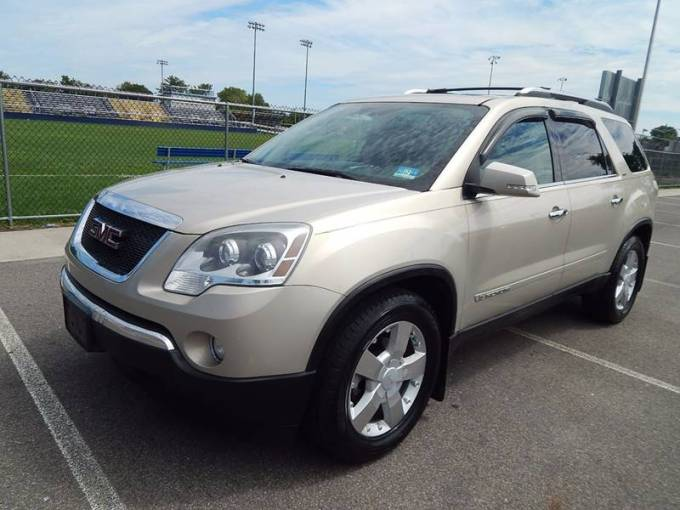 2008 GMC Acadia SLT 2 In Trenton NJ   Buy Smart Motors LLC 2008 GMC Acadia for sale at Buy Smart Motors LLC in Trenton NJ