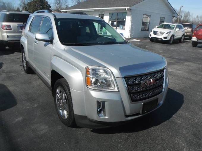 2013 Gmc Terrain AWD SLT 2 4dr SUV In Maryville TN   Morelock Motors INC 2013 GMC Terrain AWD SLT 2 4dr SUV   Maryville TN