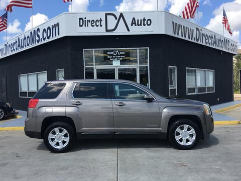 Used GMC Terrain For Sale in Mississippi   Carsforsale com     2011 GMC Terrain for sale in D Iberville