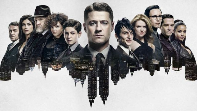 Two Characters Finally Meet in New Gotham Clip.
