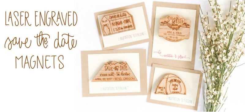 Large Of Save The Dates Magnets