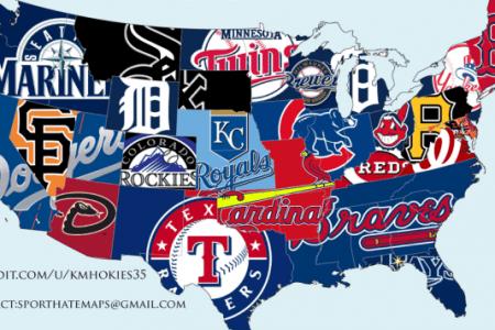 alfa img showing > uned states map baseball