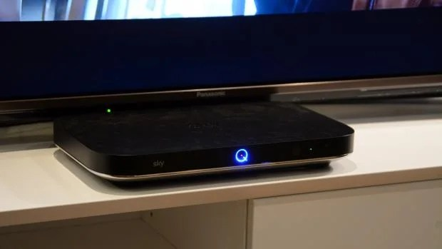 Force updating sky hd box