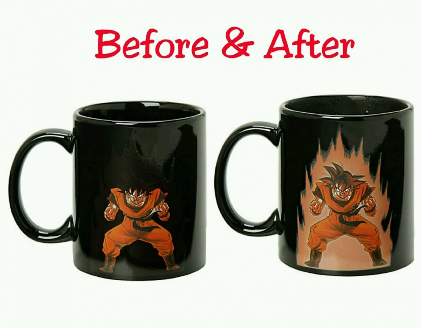 Awesome Share This Product Dragon Ball Z Heat Reactive Colour Changing Coffee Mug By Blu Welsh Dragon Coffee Mugs Dragon Ball Z Coffee Mugs furniture Dragon Coffee Mugs